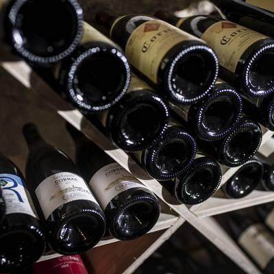 Sélection de bouteilles