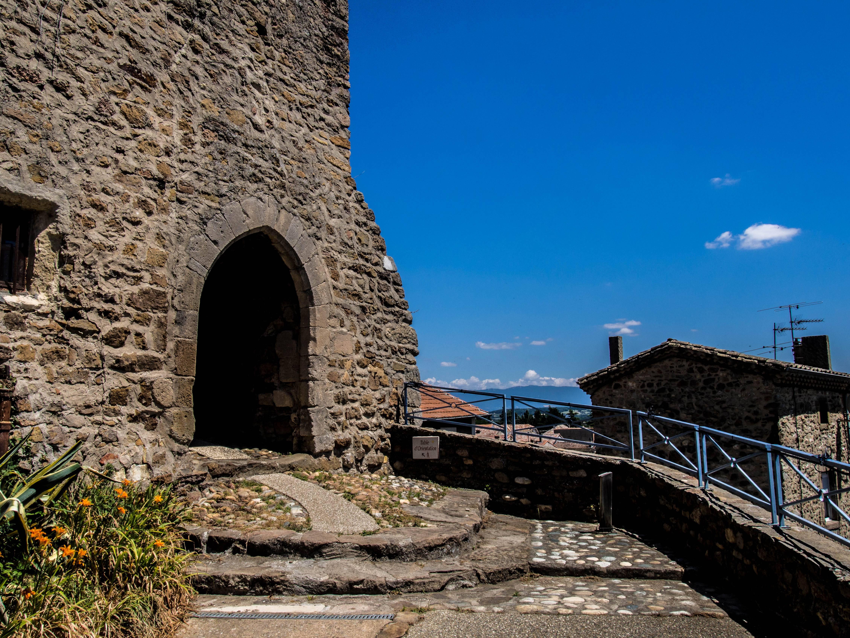 Porte médiévale Charmes-sur-Rhône
