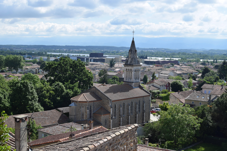Eglise de Charmes-sur-Rhône