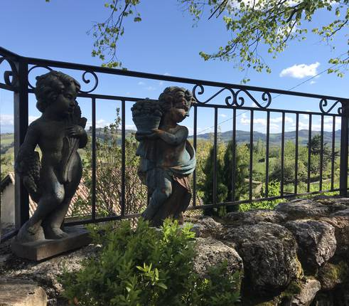 Ange Gourmand Terrasse
