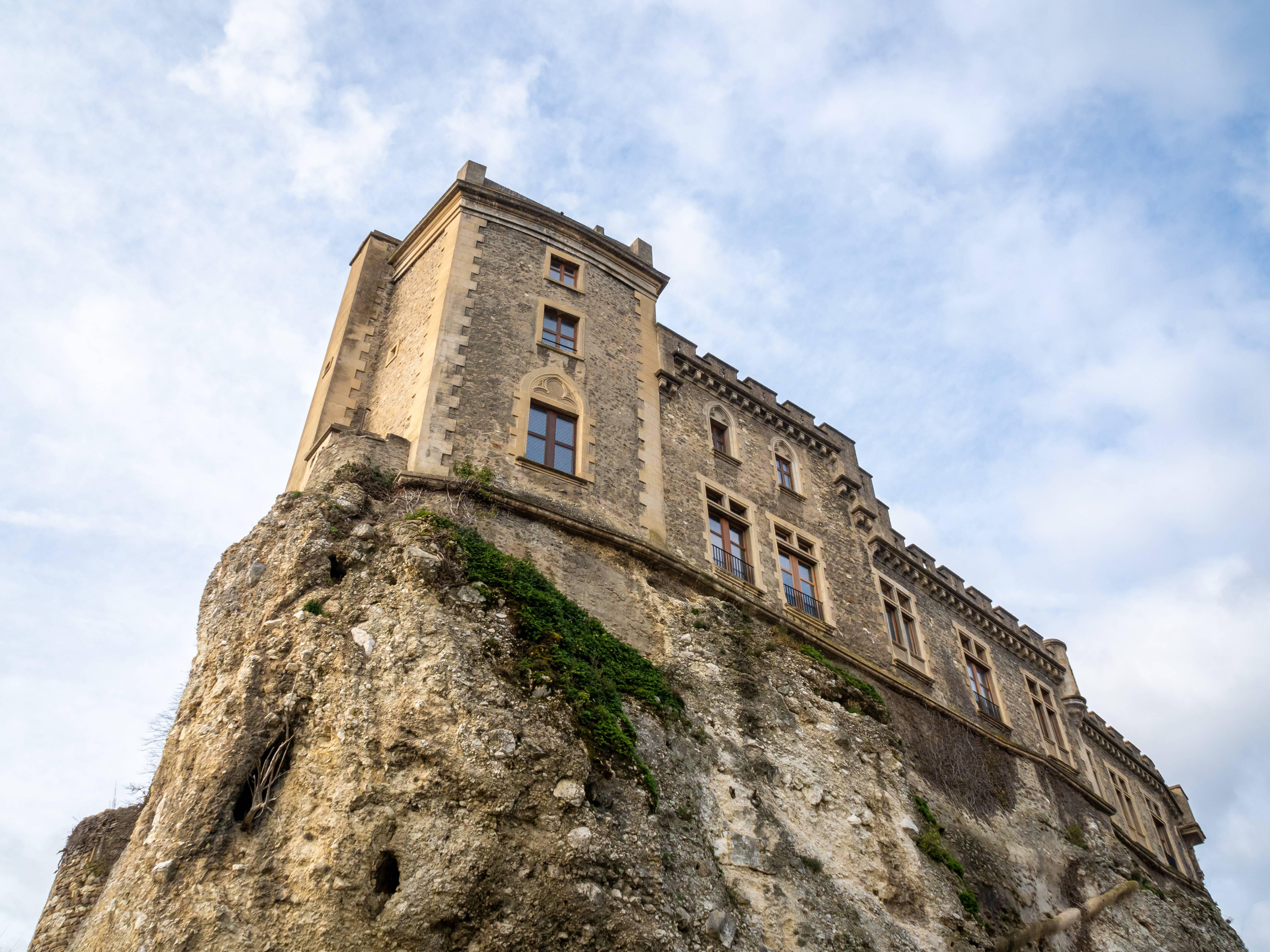 Château de Châteaubourg Ardèche