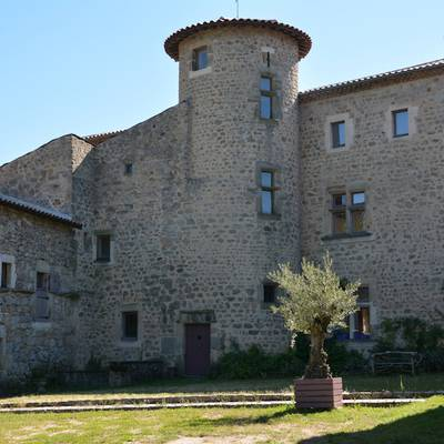Chambres d'hôtes Château du Besset
